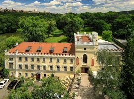Chateau St. Havel - Wellness Hotel – hotel w pobliżu miejsca Centrum handlowe Chodov w Pradze