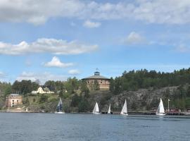 Fredriksborg Hotell & Restaurang, hotell i Värmdö