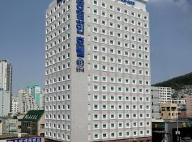 Toyoko Inn Busan Seomyeon, отель в Пусане