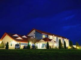 Iris Hotel, hotel in Oradea
