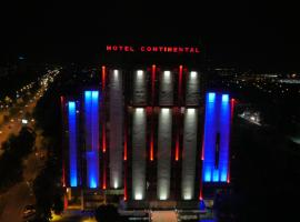 Hotel Continental, hotel near Skopje International Airport - SKP, Skopje