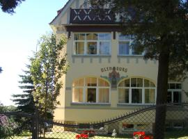 Hotel-Appartement-Villa Ulenburg, Ferienunterkunft in Dresden