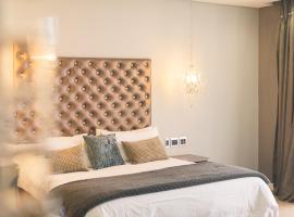 Blue Diamond Boutique Hotel, hotel in Pretoria
