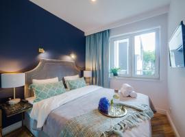 Apartament DWIE SOSNY, hotel with jacuzzis in Ustronie Morskie