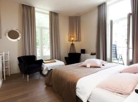 Hotel Apostrophe - De Haan, hotel near Royal Ostend Golf Club, De Haan