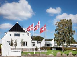 Hotel Faaborg Fjord, отель в городе Фоборг
