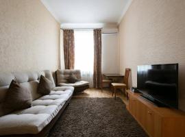 Nadezhda Apartments on Jeltoksan 103, apartment in Almaty