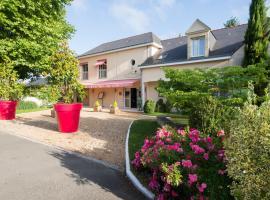 Logis Auberge Bienvenue, hotel in Doué-la-Fontaine