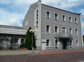Hotel Sonex – hotel w pobliżu miejsca Sanktuarium Matki Bożej Częstochowskiej w mieście Częstochowa
