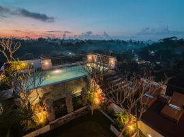 Pecatu Ubud Guest House, bed & breakfast ad Ubud