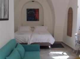 דירות לגאטיה, מלון ליד הכותל המערבי, ירושלים