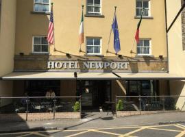 Hotel Newport, hotel in Newport