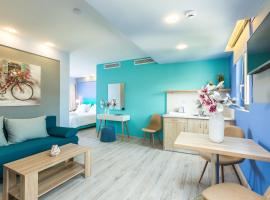 Menta City Boutique Hotel, hotel in Rethymno