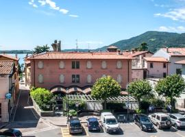 Hotel dell'Angelo, hotel in Predore