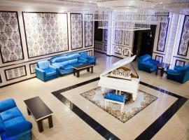 Issam Hotel & Spa, hotel em Sheki