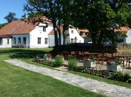 Pidula Mõisa külalistemaja - Pidula Manor, viešbutis mieste Pidula