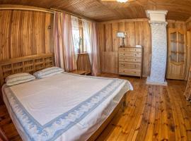 Delight, beach hotel in Slyudyanka