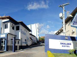Shalako Hotel, отель в городе Витория-да-Конкиста