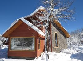 Cabañas Alto Cordillera, hotel en Las Trancas