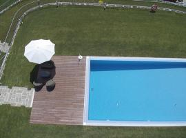 Hotel Rural Quinta das Quintães, hotel in Penafiel