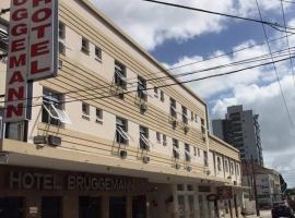 Hotel Bruggemann, hotel em Florianópolis