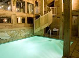 Best Western Chalet les Saytels, hotel in Le Grand-Bornand