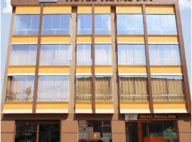 Hotel Royal Inn, hotel en Tacna