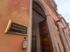 939 Hotel, hotel in Rome
