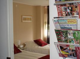 Bed and Breakfast Oosterpark, overnachting in Harlingen