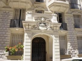 Adorable apartment in Nice downtown, hotel near Russian Orthodox Cathedral, Nice