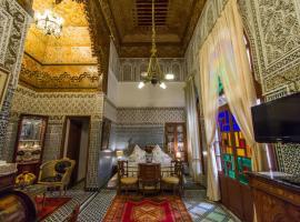 Riad Damia, riad in Fez