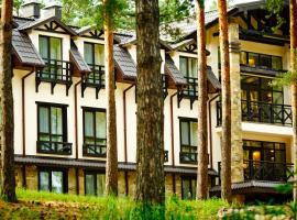 Загородный Клуб ШишкиНН Resort&Spa, отель в Сновянка