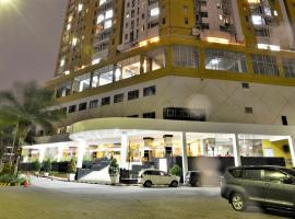 Elvour Hotel Serpong, hotel in Tangerang