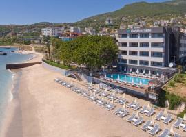 Floria Beach Hotel, отель в городе Аланья