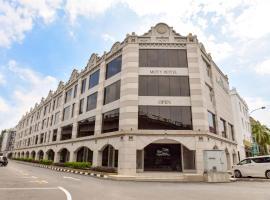 Moty Hotel, hotel in Melaka