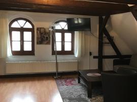 Trobischhof, Privatzimmer in Dresden