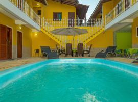 Pousada Príncipe dos Mares, guest house in Paraty