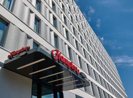 Hampton by Hilton Berlin City Centre Alexanderplatz, Hotel in Berlin