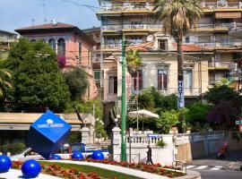 Hotel Liberty, hotel a Sanremo