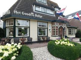 Hotel Het Gouden Boltje, hotel near Royal Navymuseum, De Koog