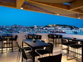 Lisboa Pessoa Hotel, hotel en Lisboa