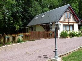 Le Clos BUYRAGANE, Pays d'Auge, hotel near Cerza Safari Park, Le Pin