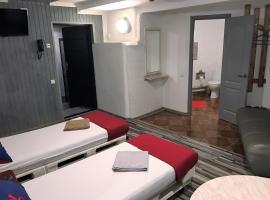 Mamba Hotel, готель у місті Дніпро