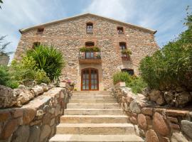 Rincón de piedra BCN, hotel near Natural Park of Montseny, Corró de Vall