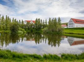 Hótel Laugar, hótel á Laugum