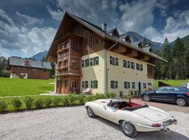 Natura Boutique Chalet Wellness SPA, Wellnesshotel à Toblach
