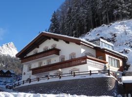 Villa Perla, apartment in Selva di Val Gardena