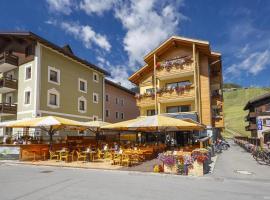 Alp Wellness Mota, hotel v Livignu