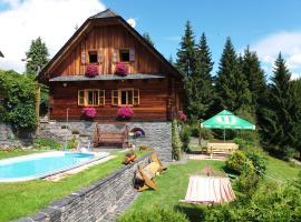 Chata U Vlastíka, hotel poblíž významného místa Praděd, Malá Morávka