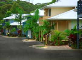 Flynns on Surf Beach Villas, resort village in Port Macquarie